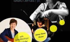 """6月27日札幌 LIVE&BAR""""D-BOP"""""""